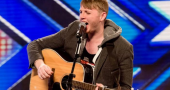 James Arthur happy to come second to Justice Collective