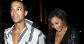 Marvin Humes and Rochelle Wiseman fresh Christmas