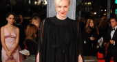 Is Gwendoline Christie the cloaked villain in Star Wars: Episode VII - The Force Awakens trailer?