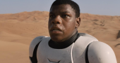 John Boyega says he is not worried about possible Star Wars failure