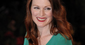 Julianne Moore wins the Best Actress in a Leading Role award at the Oscars 2015