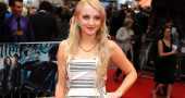 Harry Potter star Evanna Lynch was scared of Alan Rickman as Severus Snape